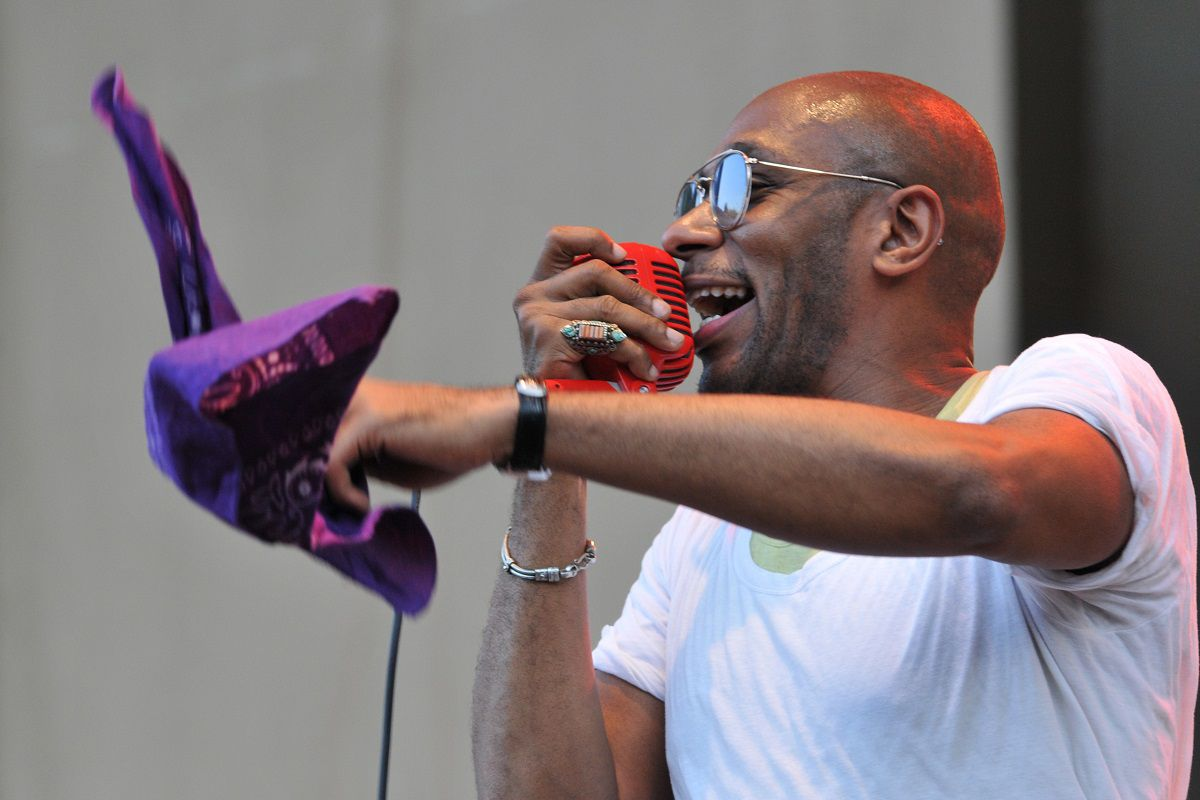 Yasiin Bey On Fans Wanting New Black Star Album: You Don't Get To Tell Me What To Do
