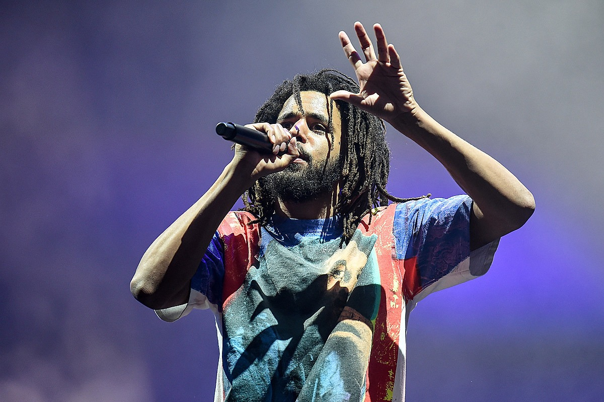 J. Cole Announces Massive Headlining Tour With 21 Savage, Morray