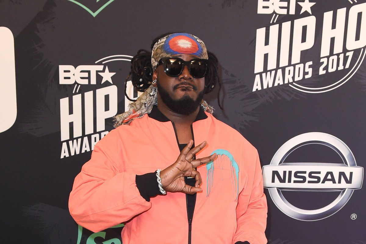 T-Pain Shows Love To Usher After Saying The Singer's Criticism Caused His Depression