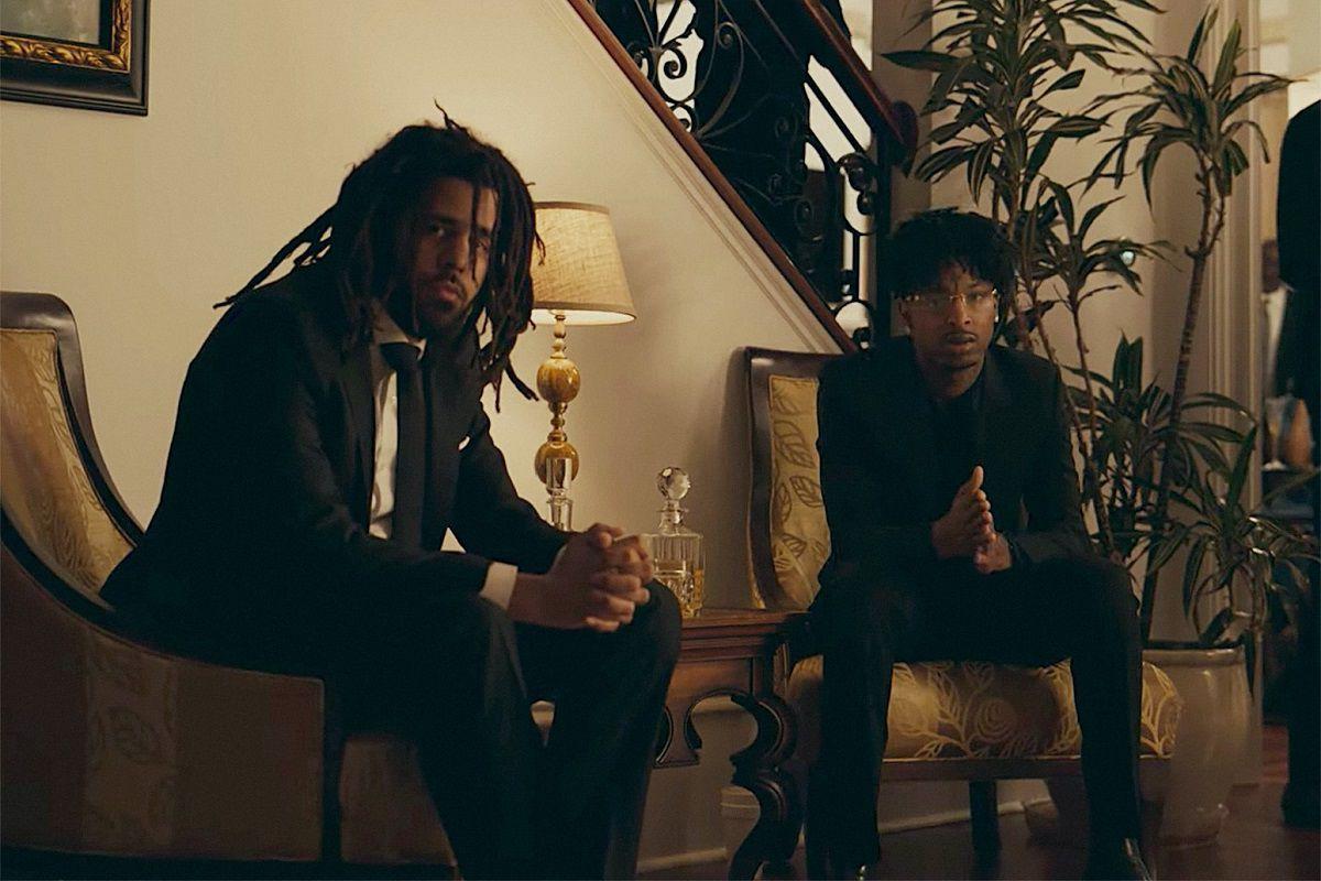 "J. Cole Announces ""The Off-Season Tour"" With 21 Savage"