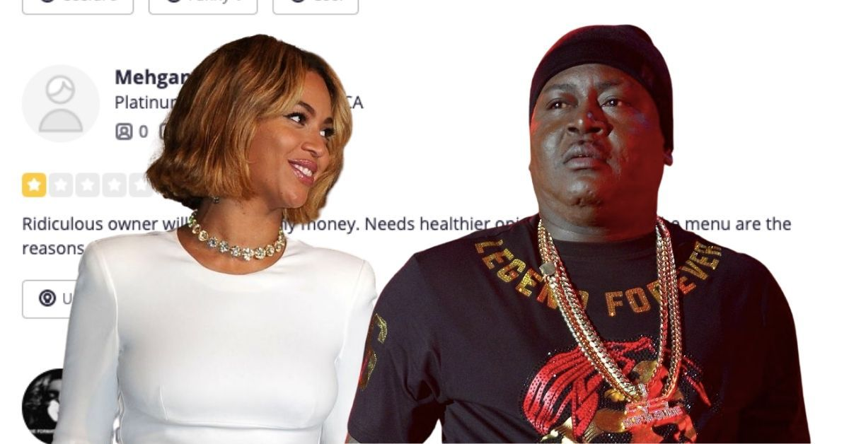 Beyonce Fans Are Trying To Ruin Trick Daddy's Restaurant
