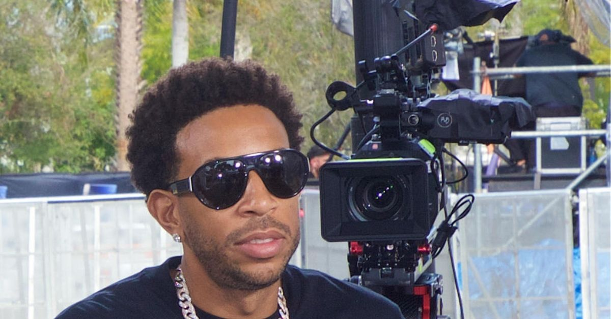 Ludacris Finds Hidden Tennis Court On His 22-Acre Property