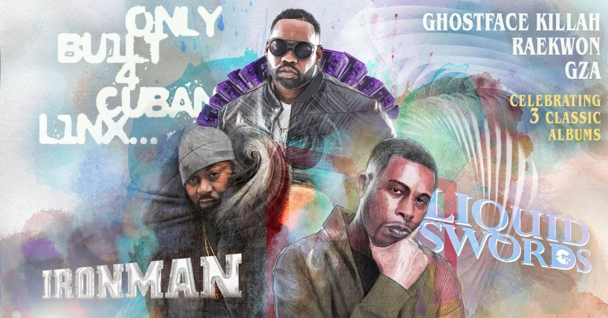 Raekwon Discusses New 3 Chambers Tour With GZA And Ghostface Killah
