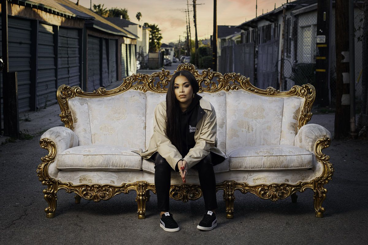 Lauren London To Release Forever Stronger Puma Collection