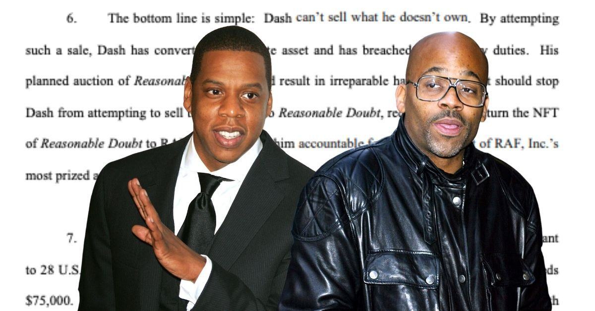 """Jay-Z Selling """"Reasonable Doubt"""" As An NFT Through Sotheby's"""
