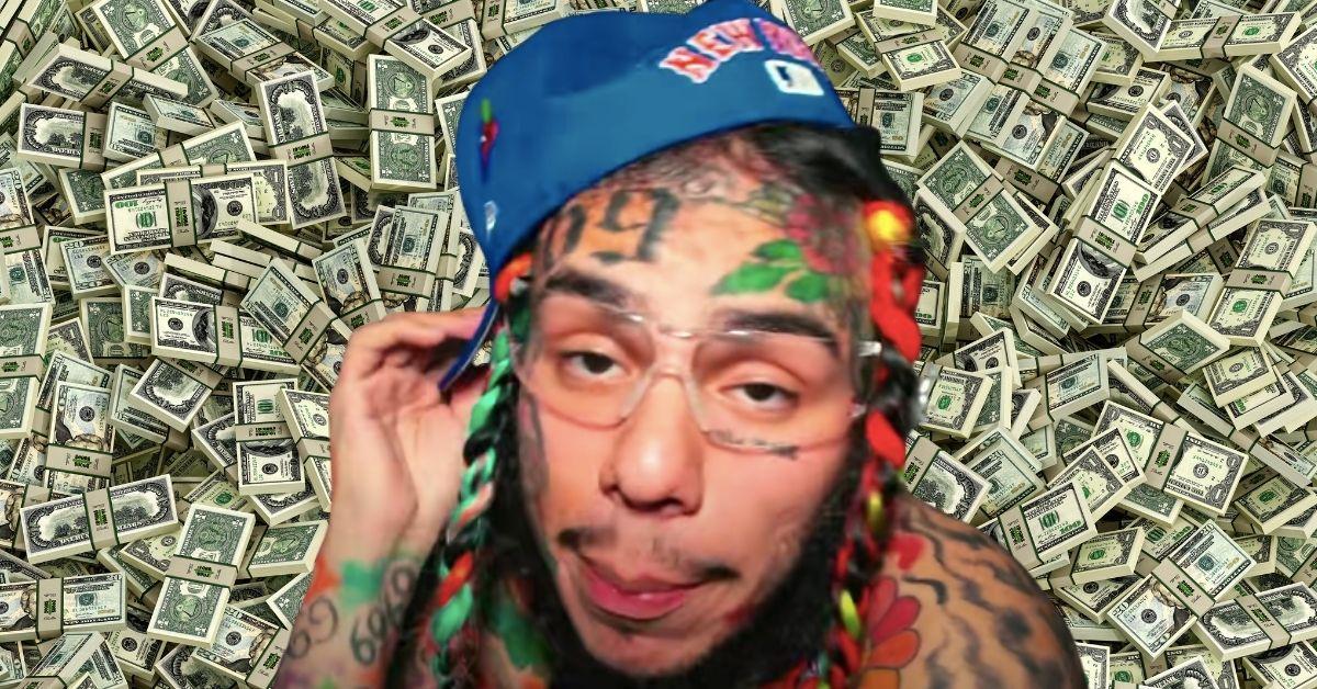 Tekashi 69 Refusing To Help His Homeless Dad Despite Rapper's Massive $20 Million Net Worth