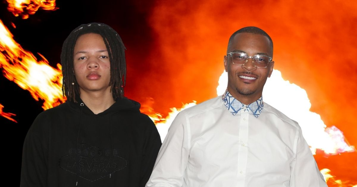 T.I. And Domani Challenge Any Father And Son Rap Duo To A Battle