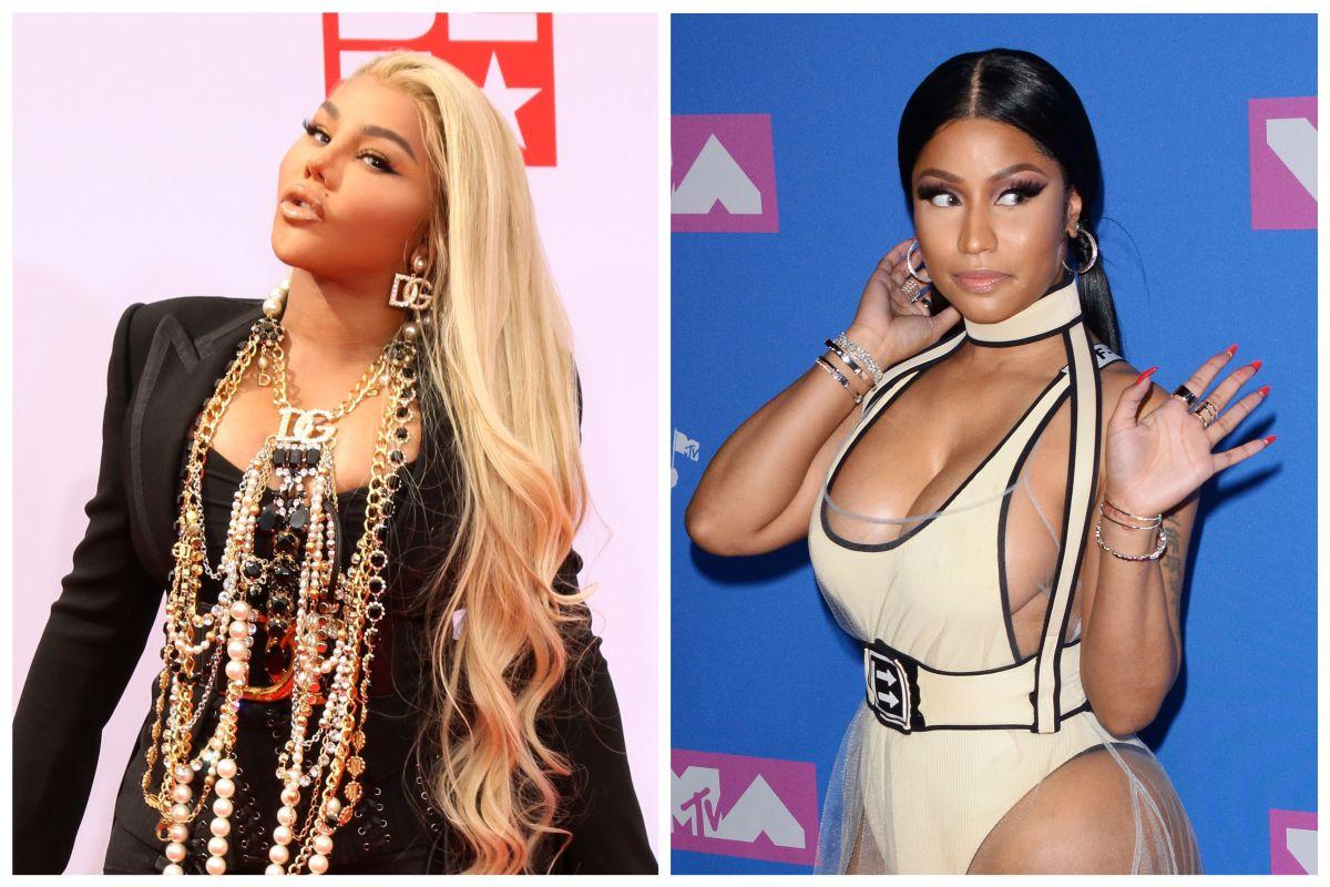 Lil Kim Wants To Do A 'Verzuz' Battle With Nicki Minaj