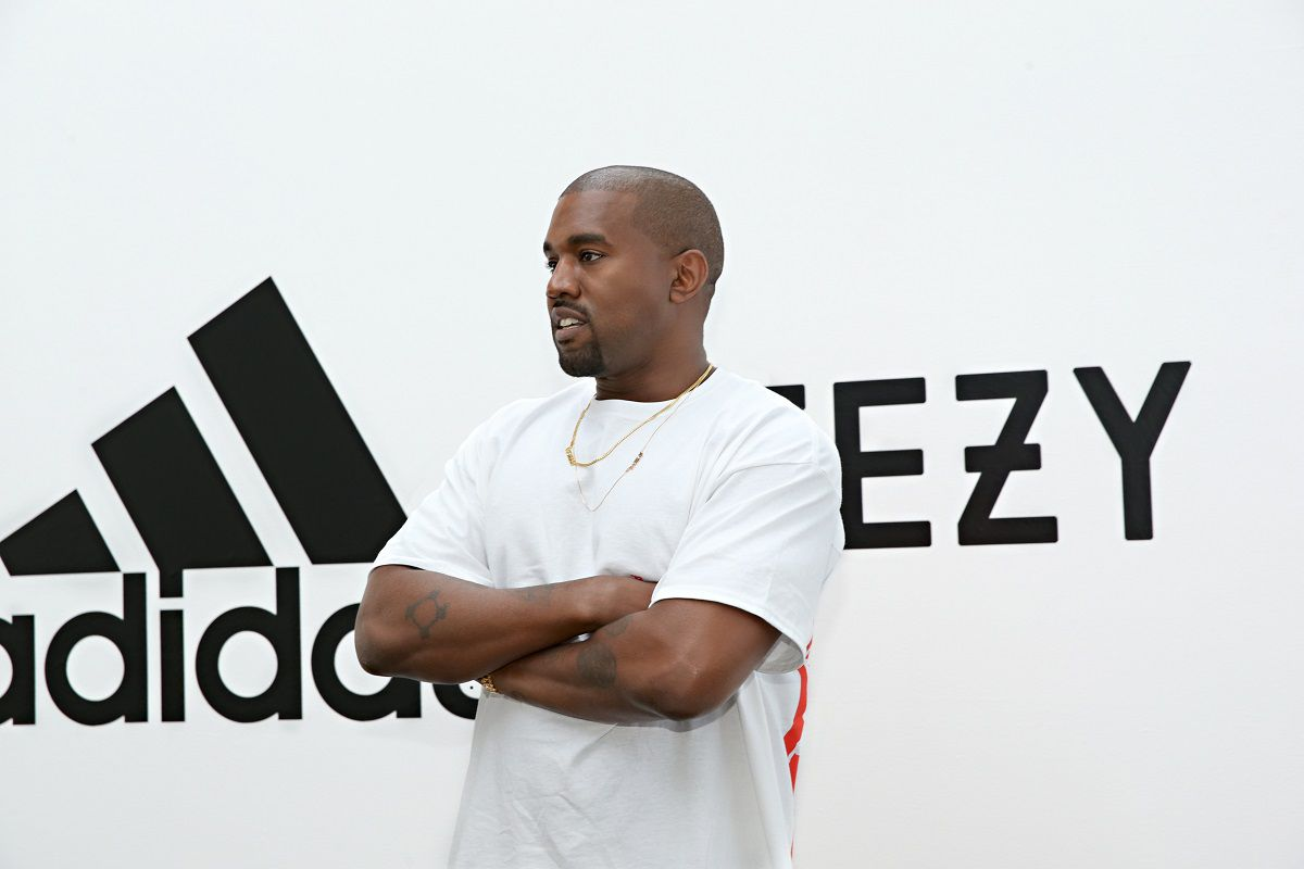 Walmart Pulls Knockoffs Of Kanye West's Yeezys From Its Online Store