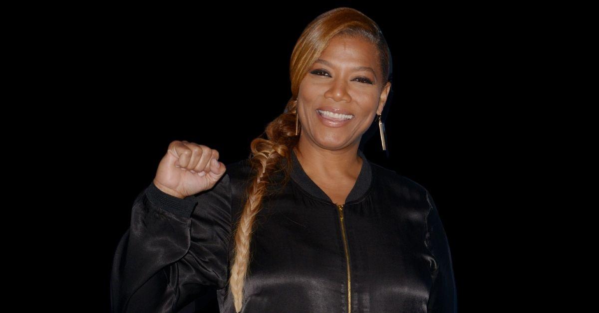 Queen Latifah Gets Choked Up Accepting BET Lifetime Achievement Award