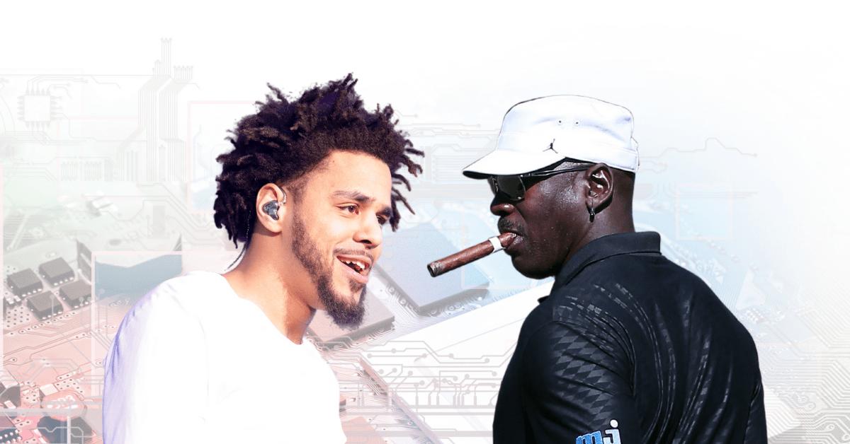 Michael Jordan And J.Cole Team Up To Raise $20 Million For New App Buzzer