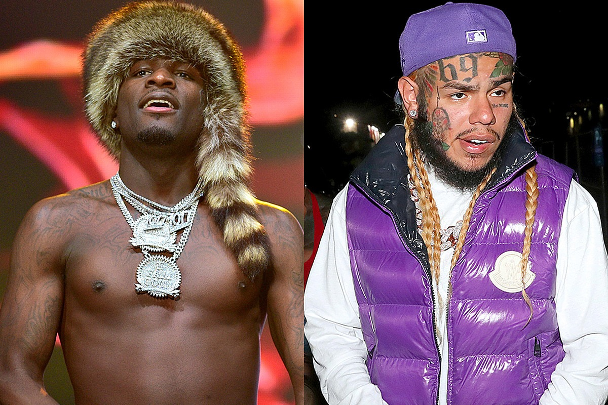 Ralo Says He Could've Been Released From Jail If He Snitched Liked 6ix9ine, Tekashi Responds