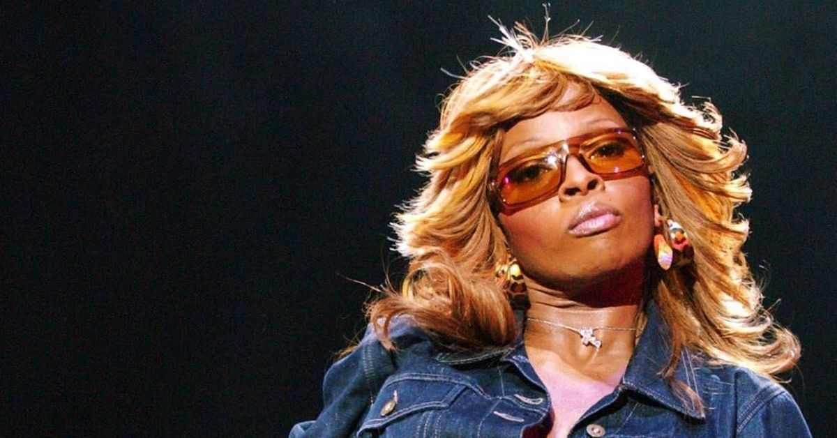 Mary J. Blige Explains Why She Almost Took Her Own Life