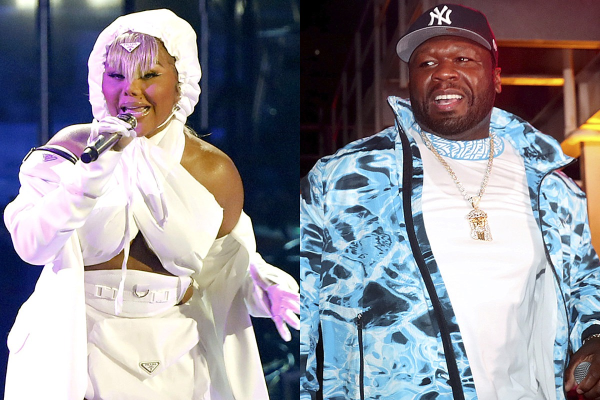 Lil' Kim Clowns 50 Cent After He Posts Meme Comparing Her to an Owl