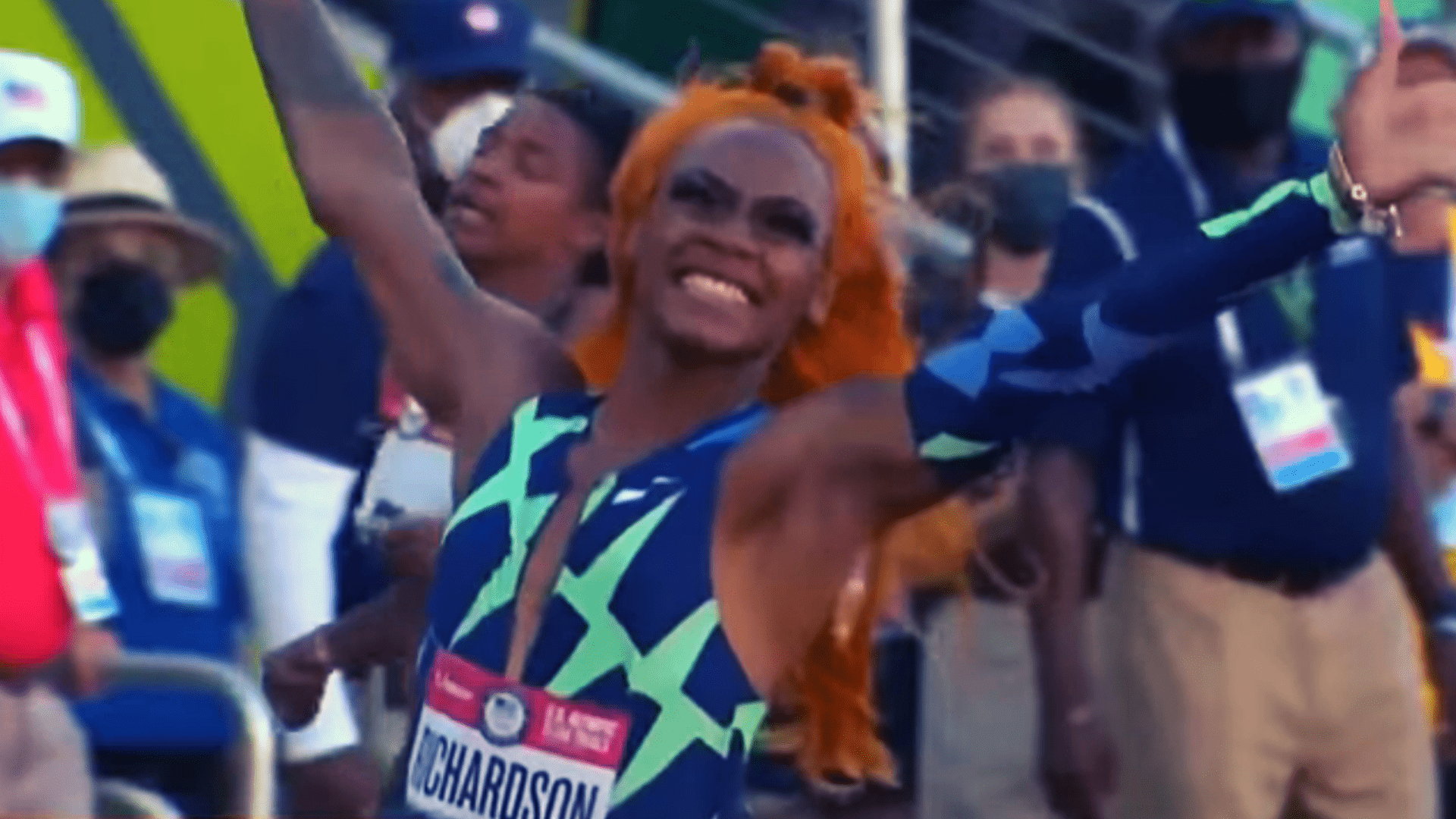 Sha'Carri Richardson Will Compete in Tokyo Olympics After Testing Positive for Weed — But Guess Why She Smoked in The First Place…