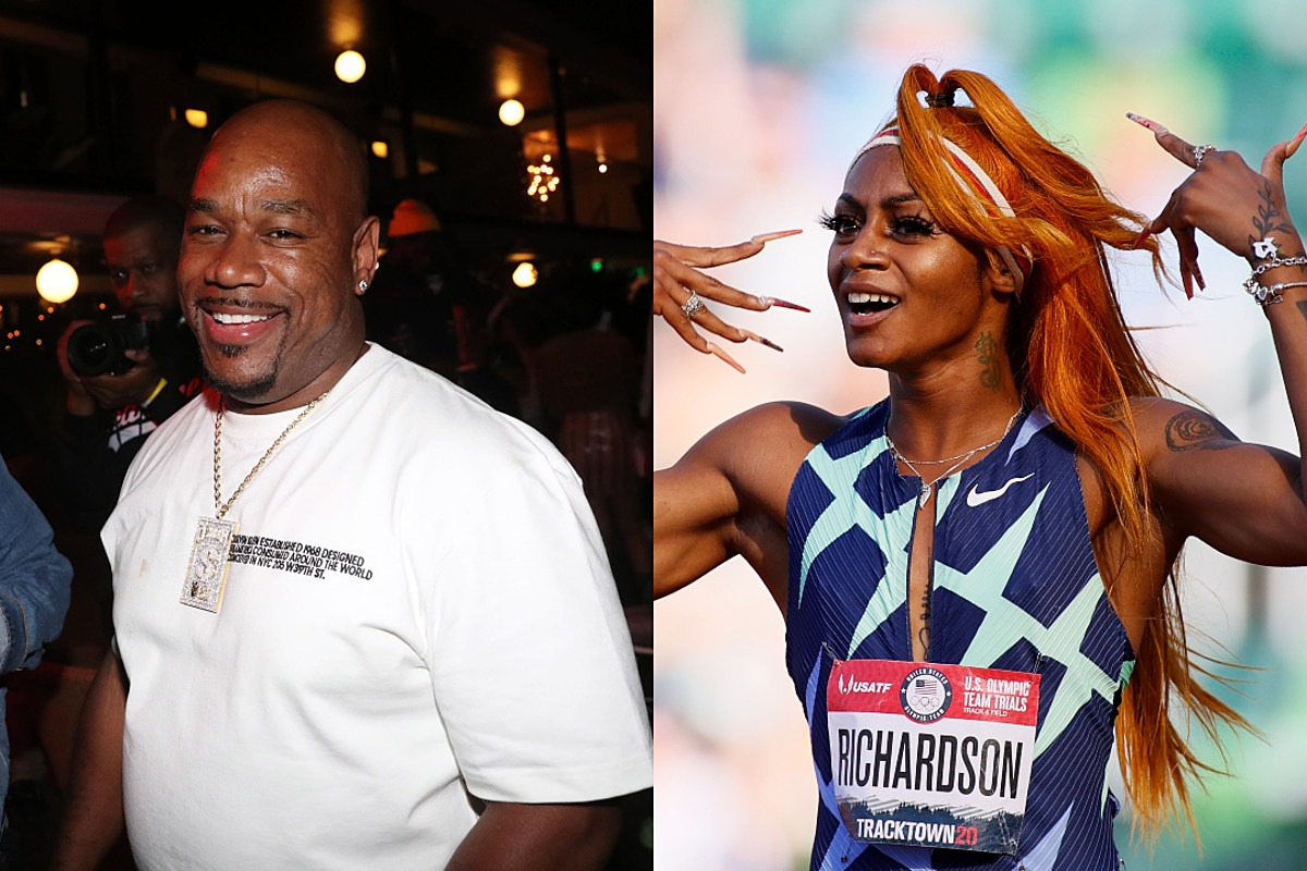 Wack 100 Calls Out Suspended Sprinter Sha'Carri Richardson – 'She Failed Us as a People'