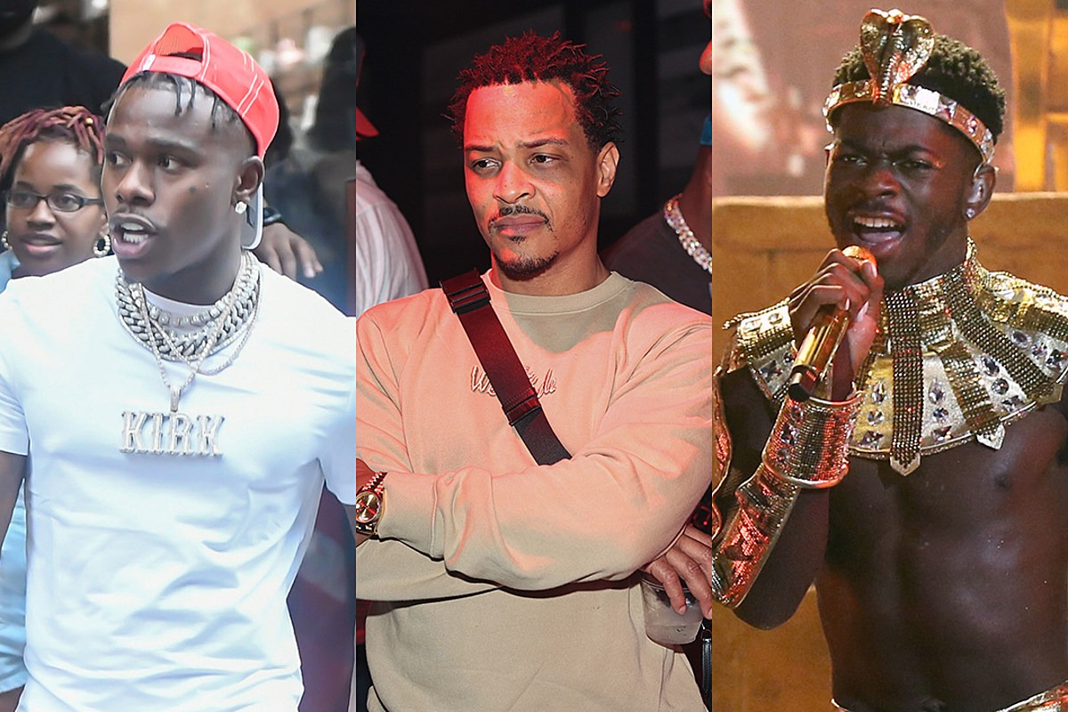 T.I. Defends DaBaby's Homophobic Comments, Compares Lil Nas X and DaBaby