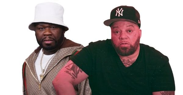Bimmy Antney Working Movie With One Time Rival, 50 Cent