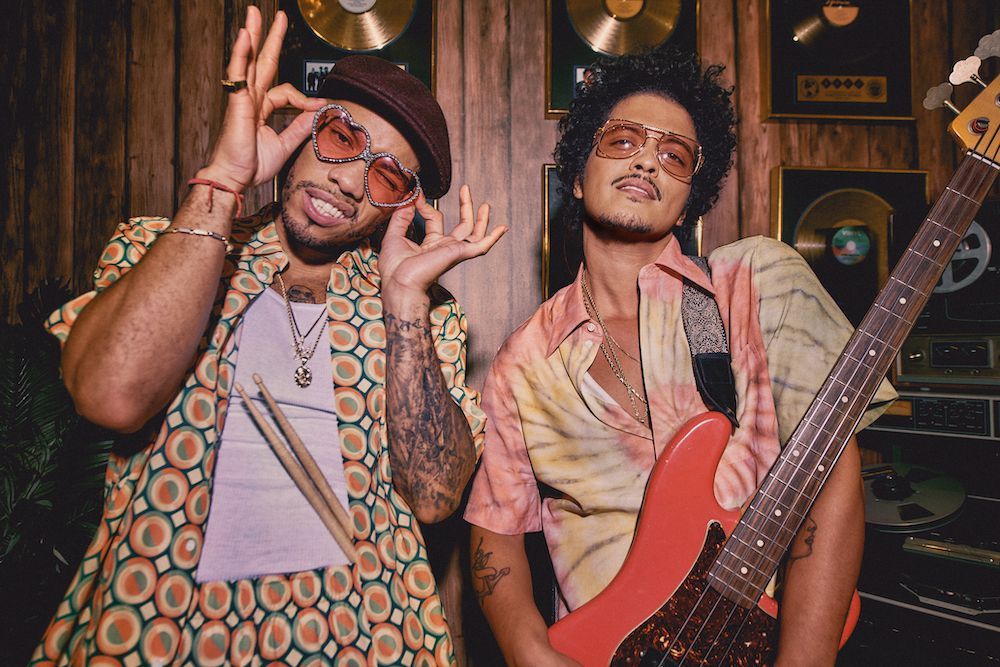 "Bruno Mars Discusses Silk Sonic's New Song ""Skate"""