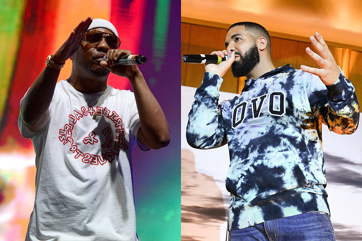 Consequence Responds to Drake's Apparent Kanye West Diss – 'F@*k a Betrayal'