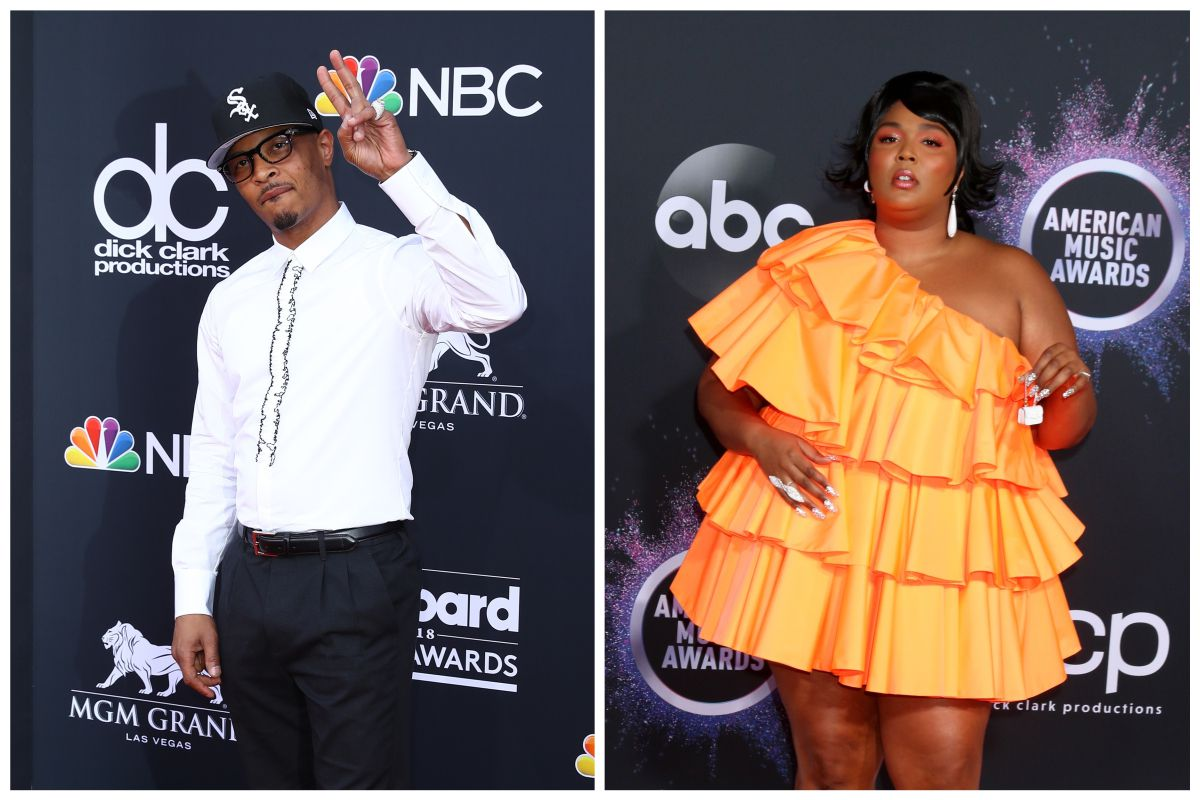 T.I. Defends Lizzo Against Body-Shamers