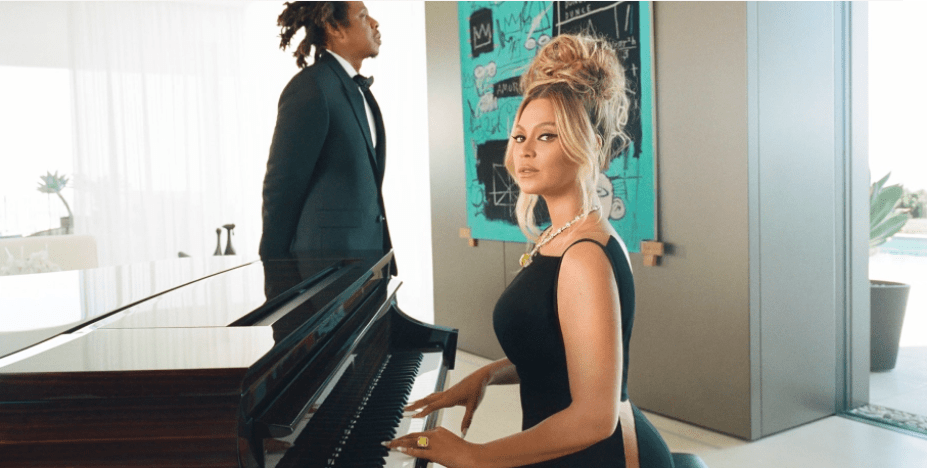 """Jay-Z and Beyoncé """"ABOUT LOVE"""" Campaign for Tiffany's"""