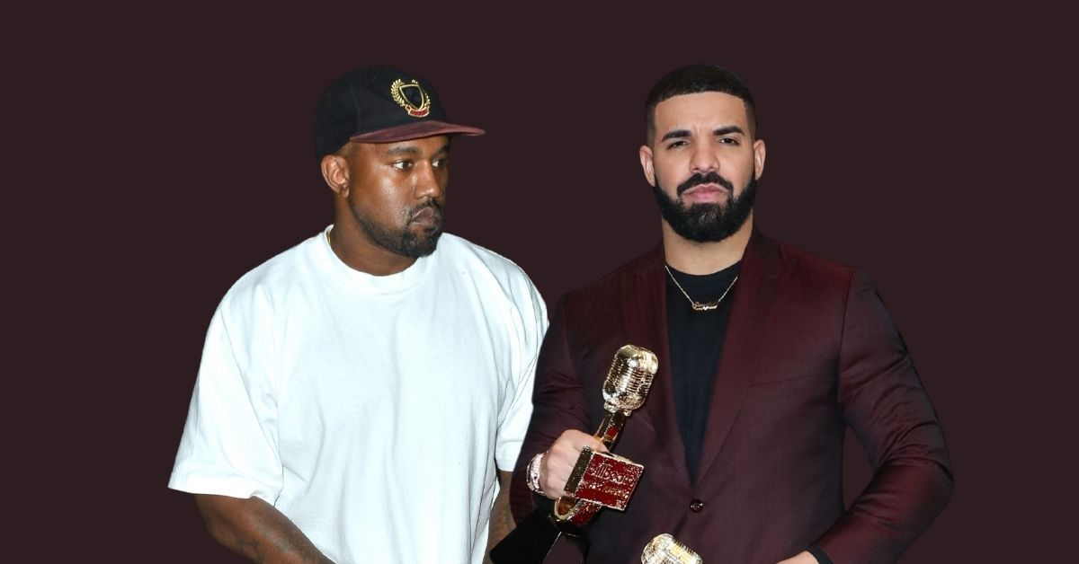 Kanye West Doxes Drake By Releasing The Rap Star's Address