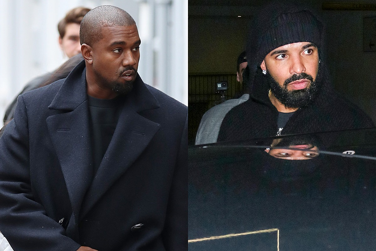 Kanye West Appears to Post Drake's Toronto Home Address