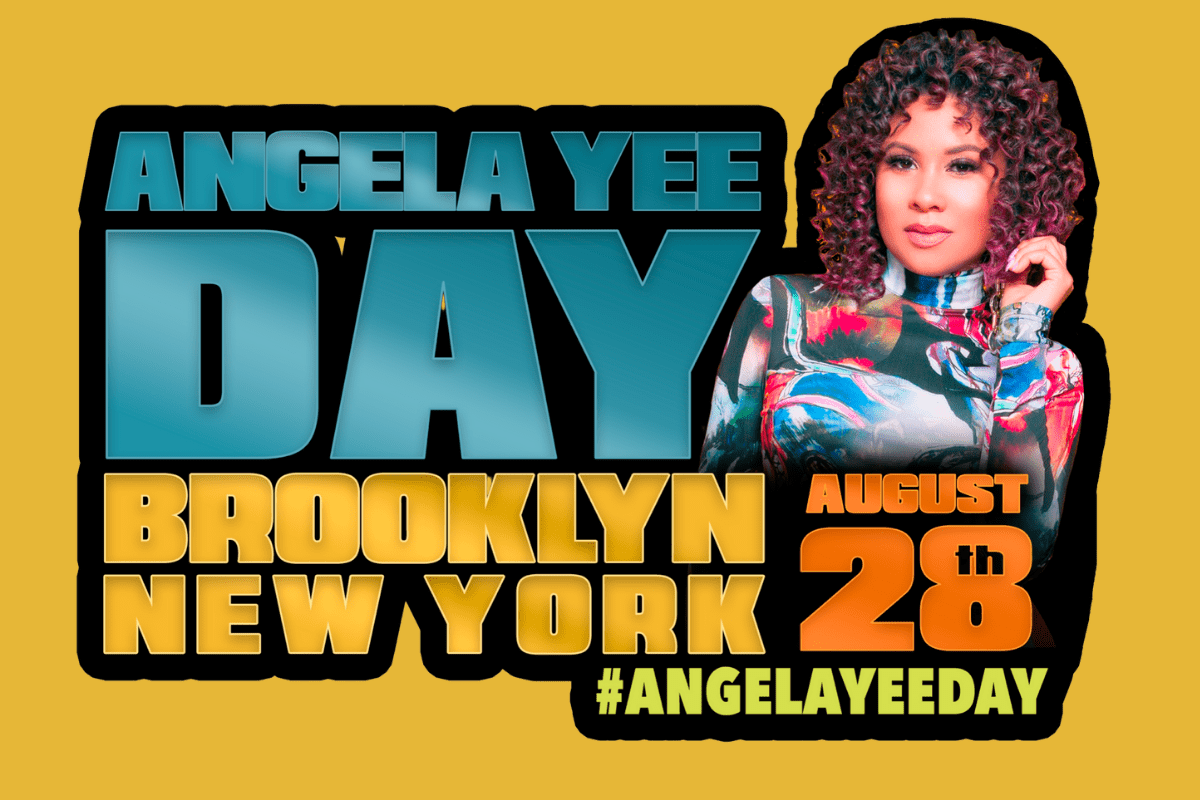 The 3rd Annual Angela Yee Day Event Going Down in NY on Saturday