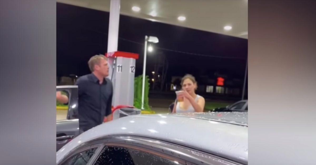 Gas Station Karen Goes Nuts And Labels Black Man A Drug Dealer