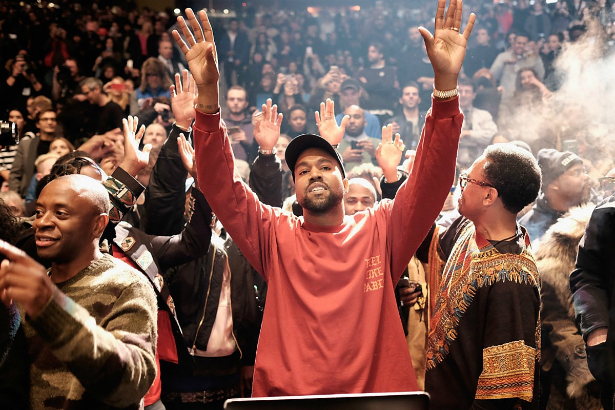 Kanye West Files to Legally Change His Name to Just 'Ye' – Report