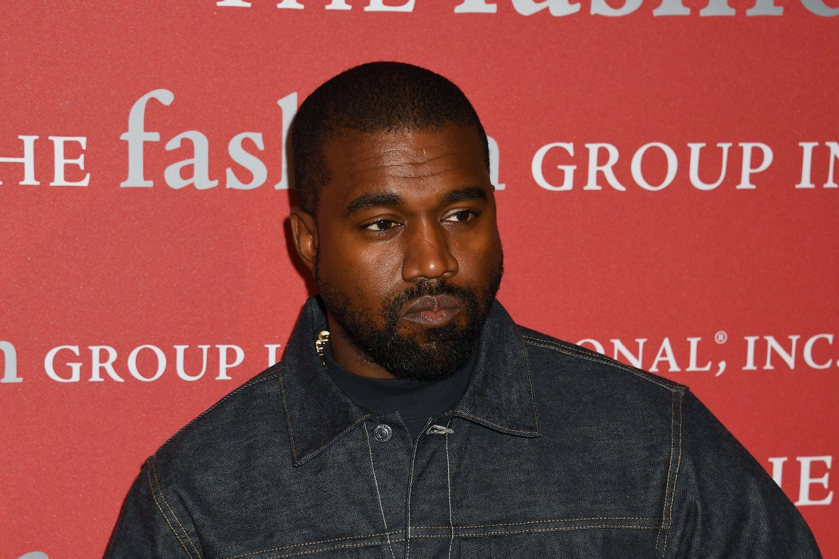 Kanye West Files To Change His Name Legally to 'Ye'