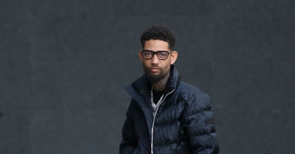 PnB Rock Sentenced to Probation After Pleading Guilty To Stolen Gun Charge