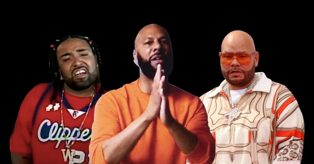 Common Says Fat Joe Saved His Life From Mack 10 And His Goons