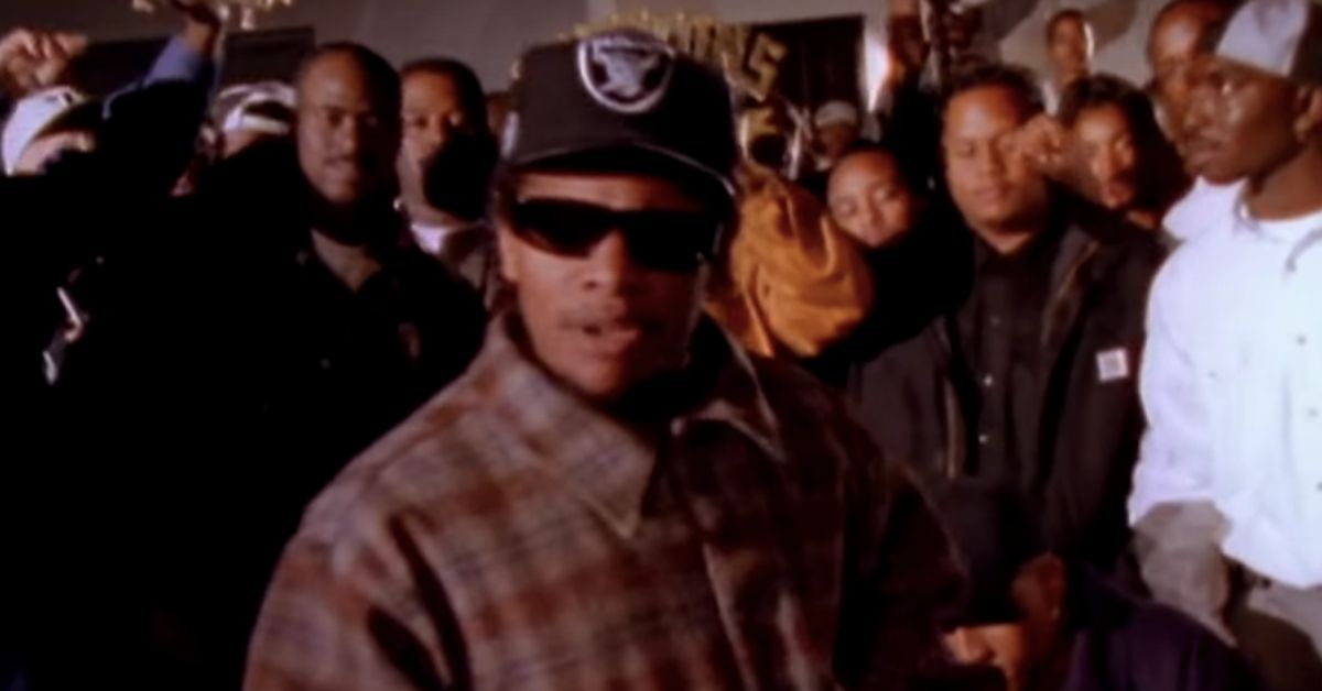 Eazy-E Addresses Claims KKK Had a Hit Out on Him in New Docuseries