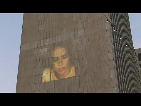 Blackground Records Honors Aaliyah With Global Projection Campaign