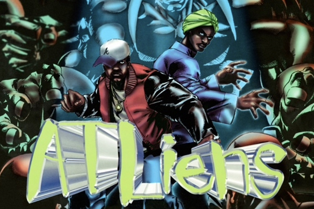OutKast to Release ATLiens Video Game