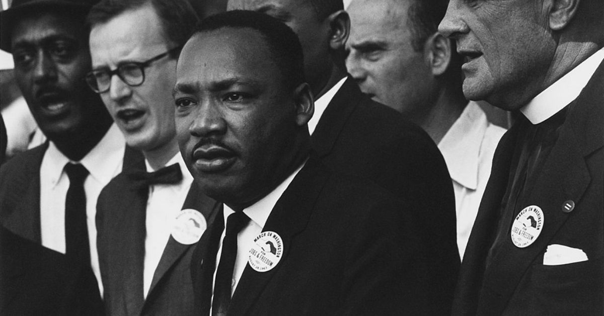 Martin Luther King Jr. Comes Back To Life In Fortnite