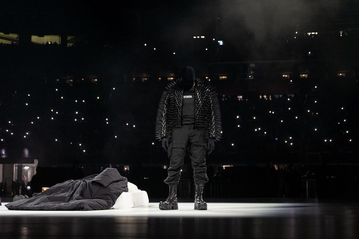 Kanye Brings out DaBaby and Marilyn Manson, Replaces Jay-Z and Kid Cudi Verses