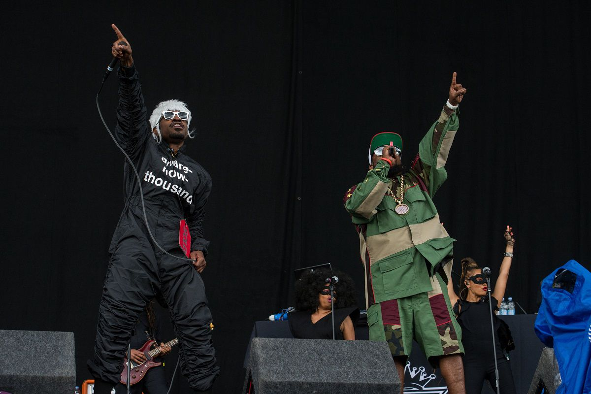 OutKast's 'ATLiens' To Be Presented As An Interactive Video Game