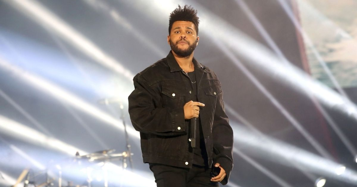 The Weeknd Says He Can't Stop Working No Matter How Hard He Tries