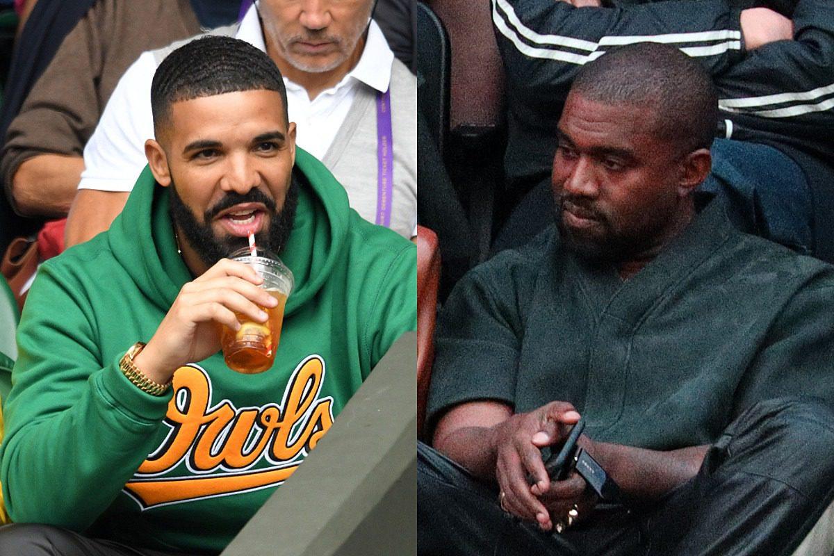 Drake Fans Leave Kanye West Diss Signs on Front Porch of Kanye's Childhood Home