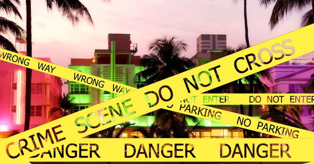 Miami Mayor Wants To End ALL South Beach Nightlife After Guy On Mushrooms Kills A Man