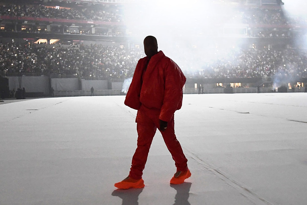 Every Artist and Producer Kanye West Worked With on Donda Album