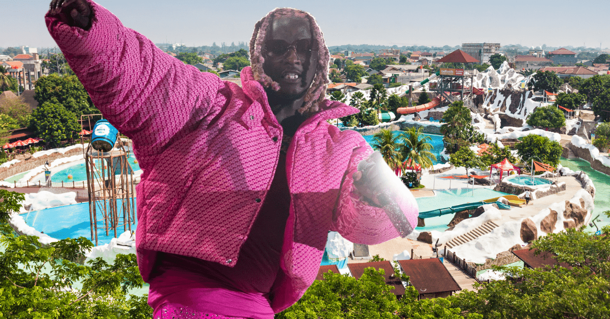 """Young Thug's """"Slime City"""" to Feature Homes, a Waterpark, Dirt Bike Track and """"Slime Fest"""""""