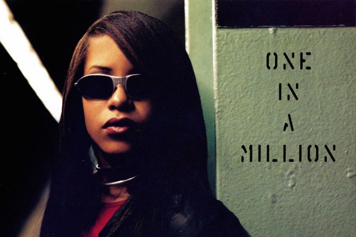 Aaliyah's 'One In A Million' Album Lands In The Top 10 For The First Time
