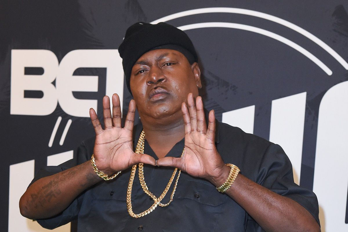 """Trick Daddy Trends Online After Admitting To Getting """"Ate Out"""""""