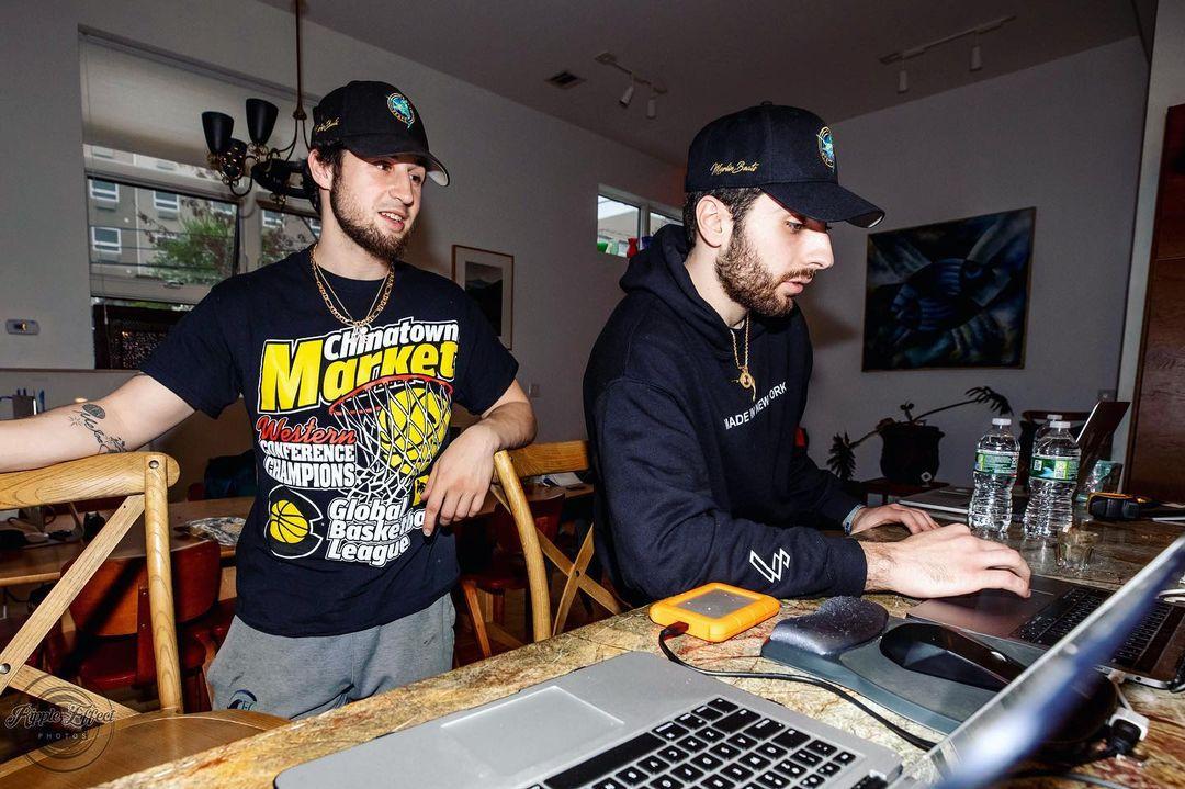 "MarlinBeats Unveil The Inspiring LP ""SINK or SWIM"""
