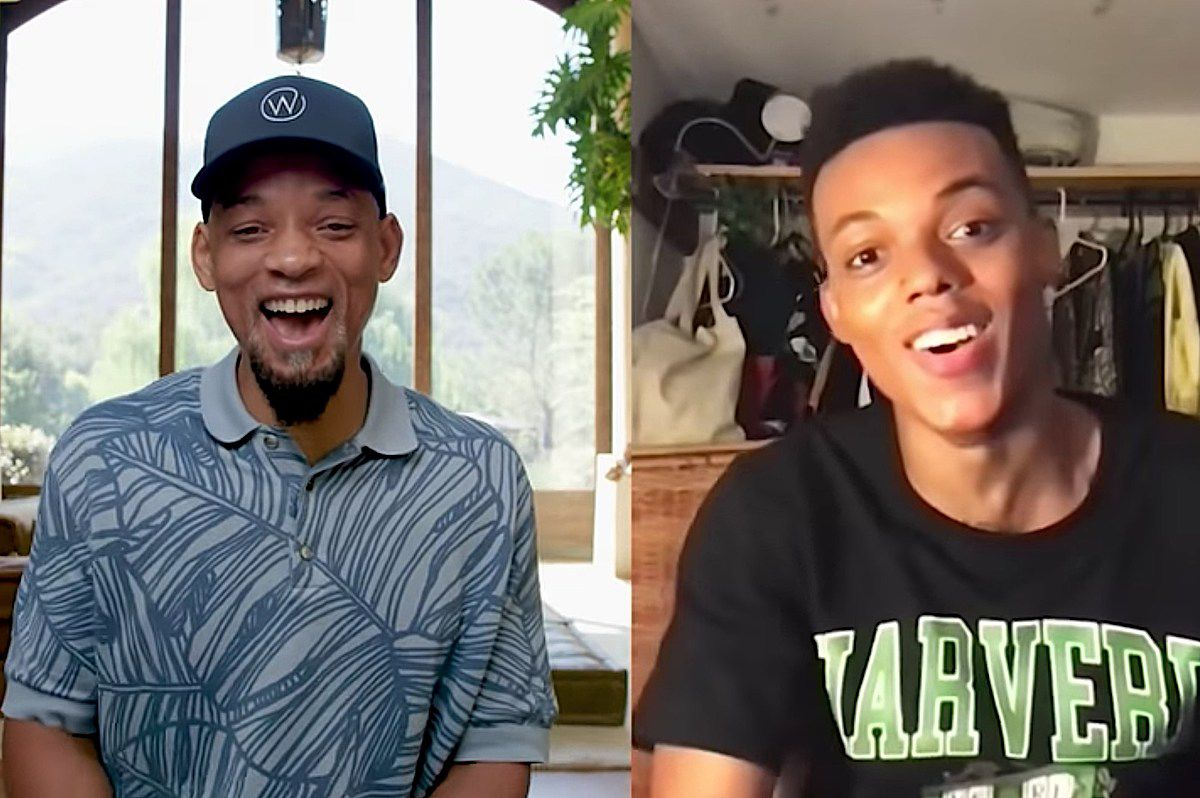 Will Smith Picks Philly Young Buhl, Jabari Banks, To Play Him In 'Bel-Air' Reboot