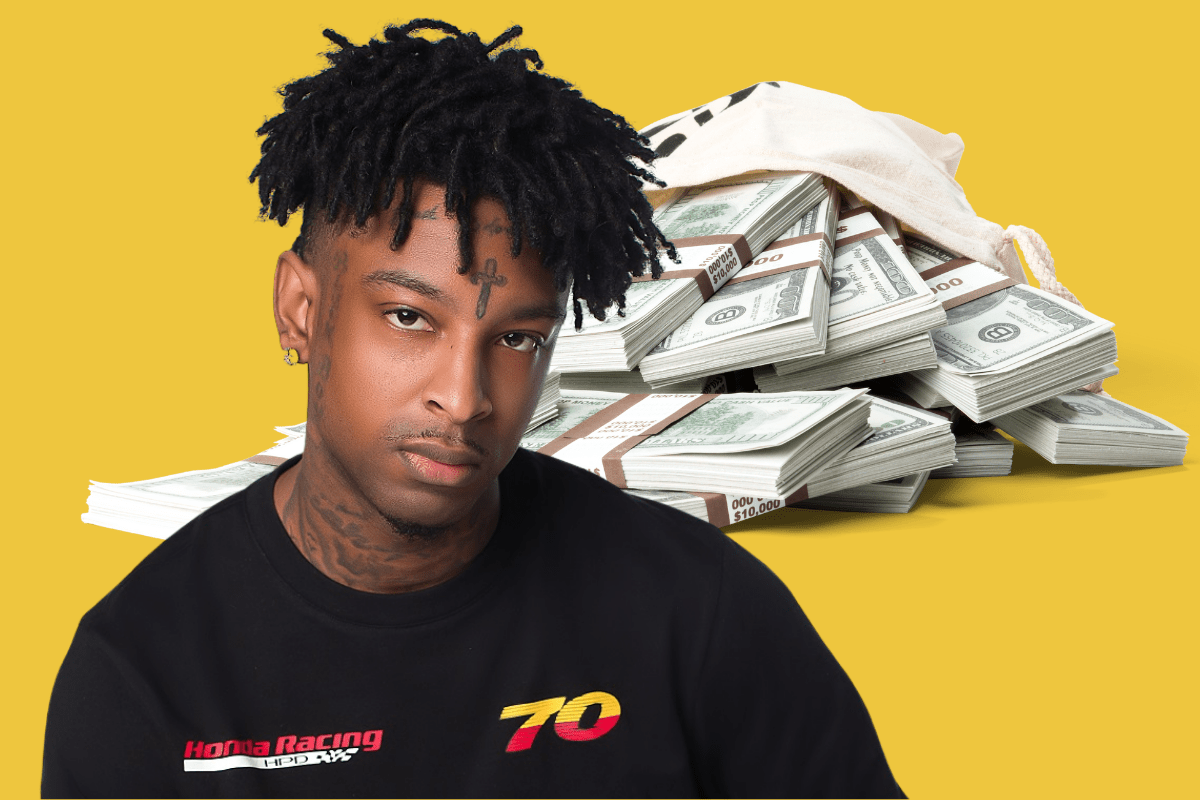 21 Savage Says Owning His Masters Makes Him More Money Off Album Sales Than Touring